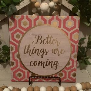 Farmhouse canvas picture decor